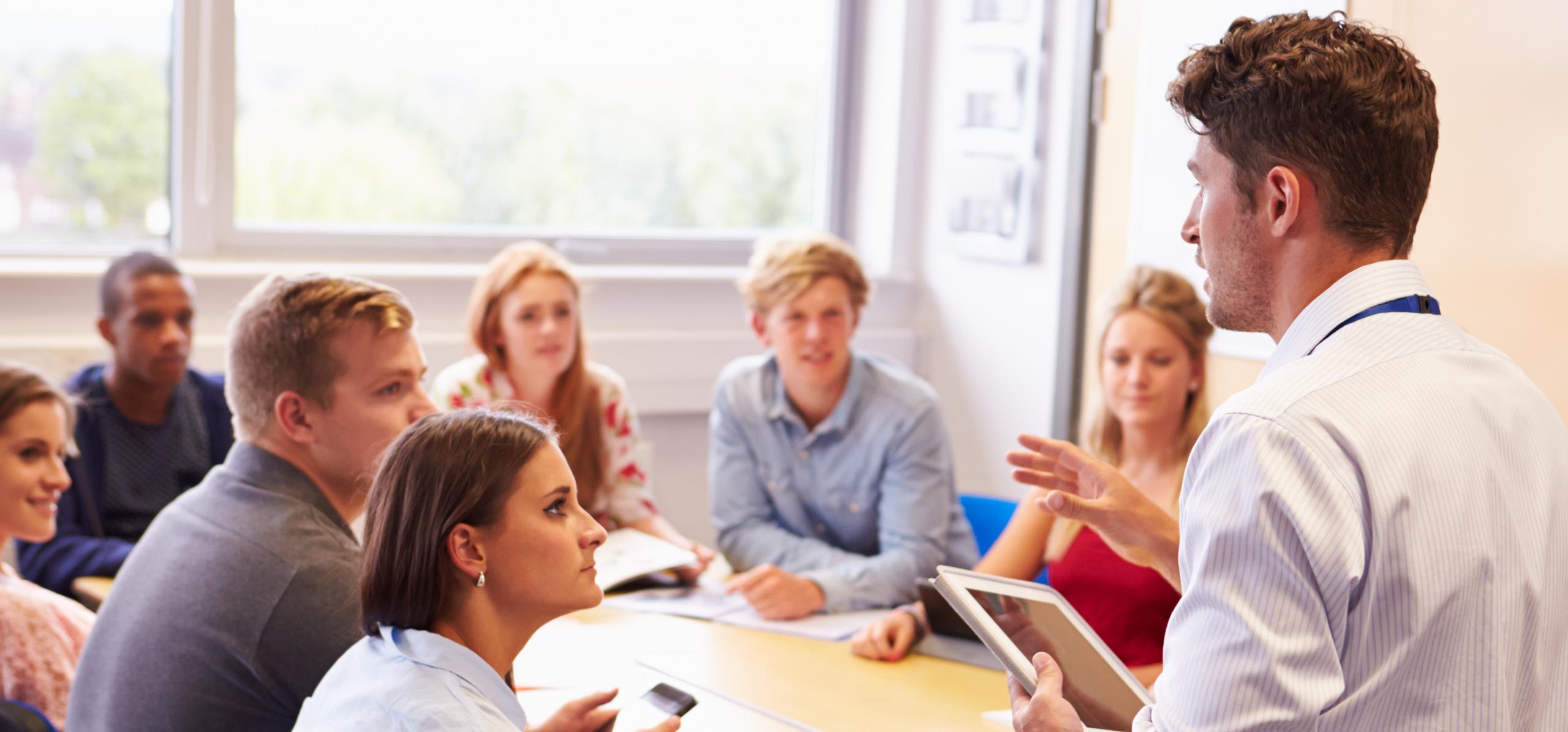 how to help young people choosing a career path - national careers week
