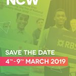 NCW 2019 Save The Date Poster