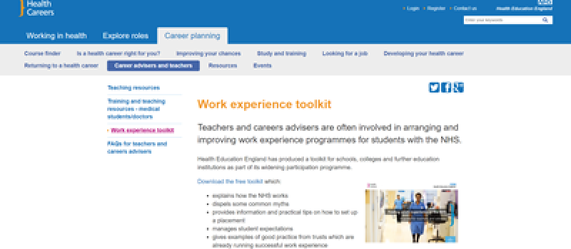 work-experience-toolkit